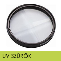 UV szűrők
