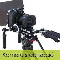 Kamera stabilizáció