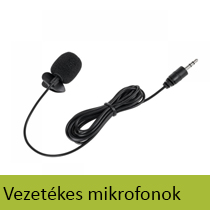 Vezetékes mikrofonok