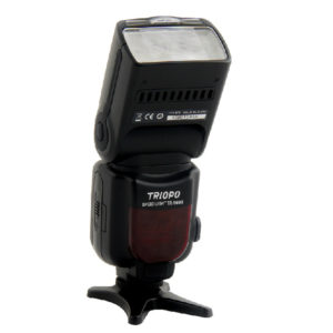 Triopo-TR-960-3rd-Flash-Light-For-Canon-Nikon-Camera-Speedlight-With-Softlight-Diffuser-Master-Slave