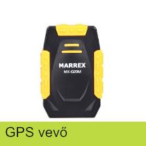 GPS vevő