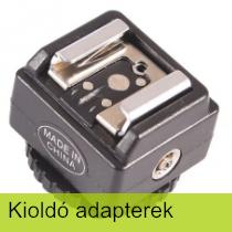 Kioldó adapterek