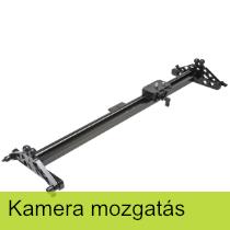 Kamera mozgatás
