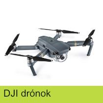 DJI drónok