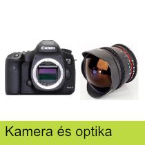 Kamera és optika