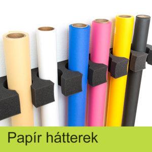 Papír hátterek