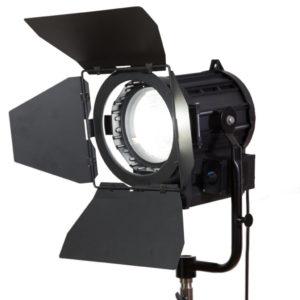 gl-led70wad-fresnel-dmx-aan
