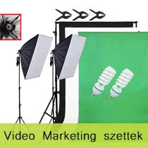 Video Marketing szettek