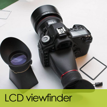 LCD viewfinder