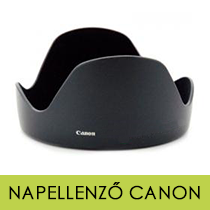 Napellenző Canon
