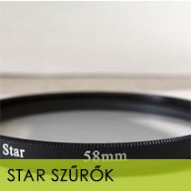 Star szűrők