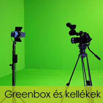 Greenbox és kellékek