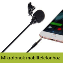 Mikrofonok mobiltelefonhoz