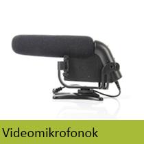 Videomikrofonok