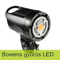 Bowens gyűrűs LED