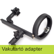 Vakutartó adapter